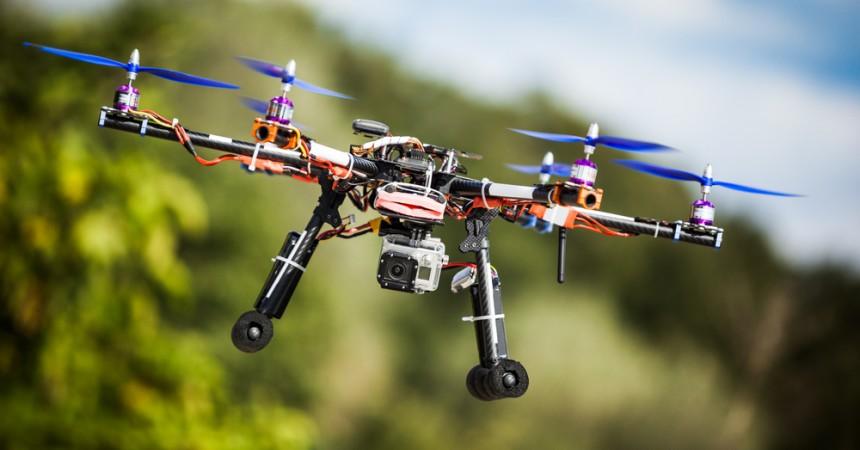 Il fascino dei droni
