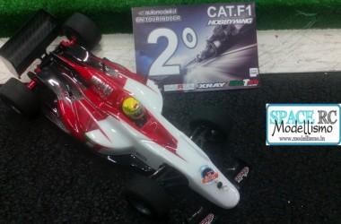 Bryan Ferrara 2º classificato Trofeo Automodelli Italia