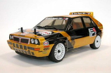 Lancia Delta GRIFONE -THE RALLY LEGENDS
