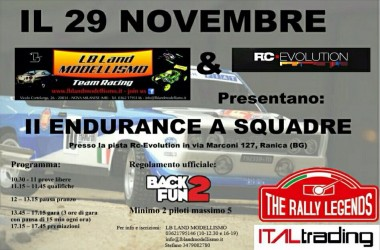 2ª Endurance The Rally Legends