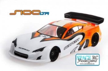 Serpent S100-LTR 200mm pan car – Coming soon | SERPENT