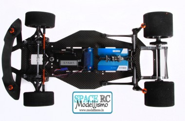 Serpent S100-LTR 200mm pan car kit |SERPENT