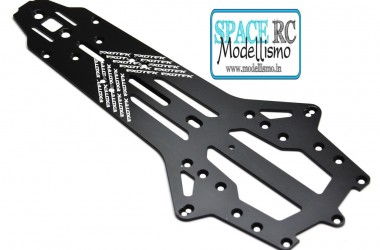 Exotek F1R3 alloy chassis & chassis stiffeners | EXOTEK