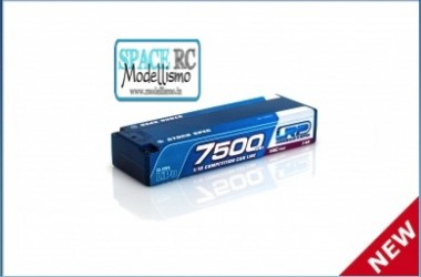 LRP CCL 7500mAh TC Stock Spec LiPo battery | LRP
