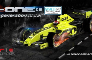 F-One 2016 formula car kit | WRC