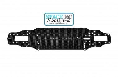 Eryx 4.0 carbon fibre & aluminium chassis | SERPENT