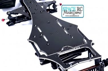 Lightning FX aluminium chassis plate | VBC Racing