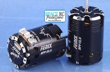 DFV 13.5T & 21.5T brushless stock motors | FENIX RACING