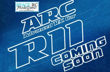 ARC R11 kit – Touring car elettrica in scala 1/10 | ARC