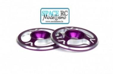 Triad aluminium wing buttons | AVID