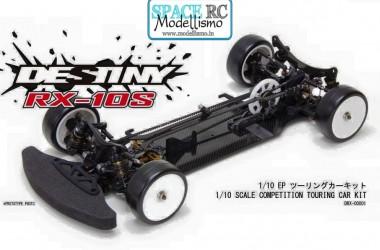 RX-10S 1/10th touring car kit   DESTINY