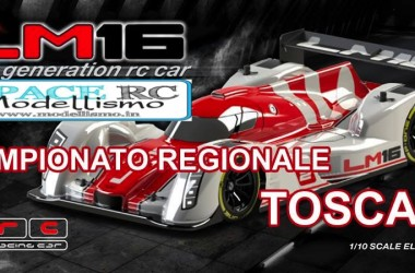 LM16  First Regional Championship in Tuscany | WRC