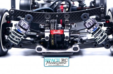 WildfireD08 low CG shock absorbers | VBC RACING