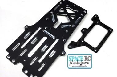 RR12V2  aluminium main chassis | RSD