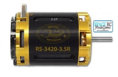 RS-3420 3.5T brushless motor | Scorpion