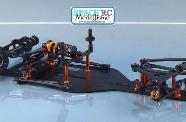 XRAY X1 aluminium chassis parts | FENIX RACING