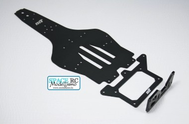 X1 aluminium chassis parts | Mon-Tech Racing
