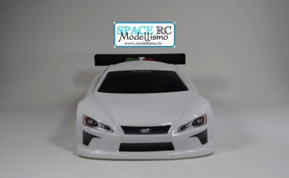 IS-200 190mm touring car body | Montech Racing