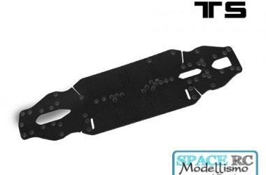 T4'16 soft carbon fibre chassis & top deck    Teamsaxo