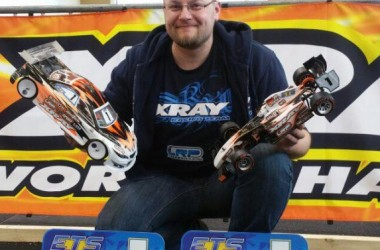 Interview: Jan Ratheisky talks with SPACE RC before the ETS  round in RICCIONE