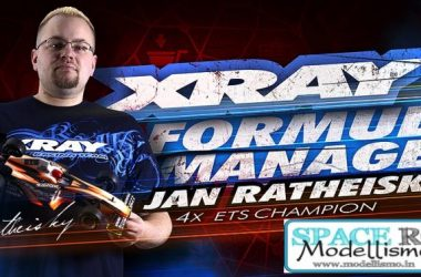 Jan Ratheisky – Team XRAY Formula Manager