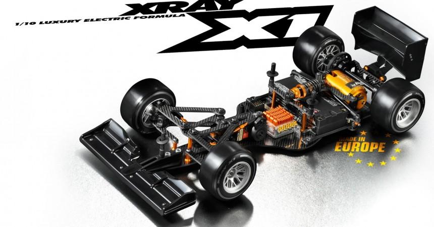 Xray X1 2016