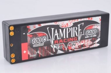 Unboxing | Vampire Lipo 100C from EURORC.COM