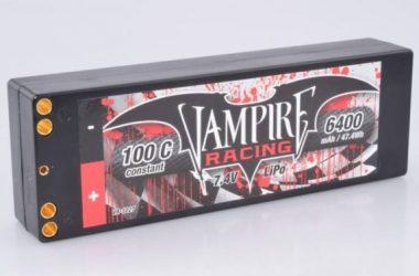 Unboxing | Vampire Lipo 100C from EURORC.COM