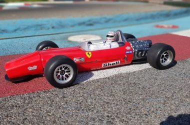 Fenix 1960's style car kit | FENIX RACING